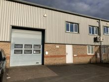 UNIT 2 GREBE ROAD PRIORSWOOD INDUSTRIAL ESTATE TAUNTON